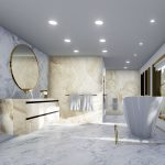 THE ONYX ESTATE - bathroom renovation